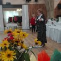 Stretnutie klubu dôchodcov Horenická Hôrka